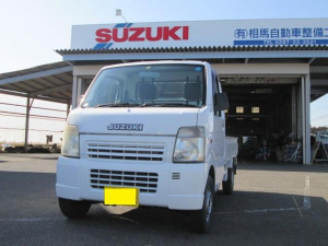 スズキ キャリイトラック KU エアコン・パワステ 4WD 5速ミッション