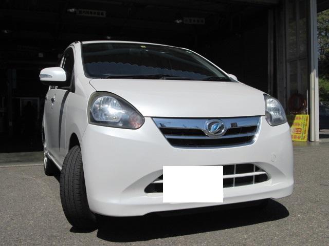 低燃費でエコなミライース、価格もお手頃です! 栃木県 大田原市 相馬自動車整備工場