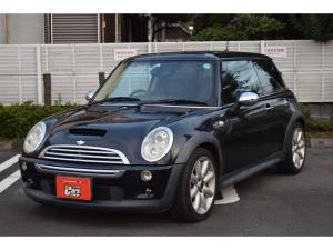 MINI クーパーS パークレーン ユーザー買取車 6速MT ETC HIDヘッドライト レザーシート キーレス 車検令和4年10月まで