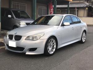 BMW 5シリーズ 525i Mスポーツパッケージ ナビTV サンルーフ アルミ