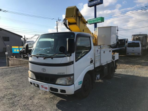 トヨタ ダイナトラック  コウショサギョウシャ AC MT 修復歴無
