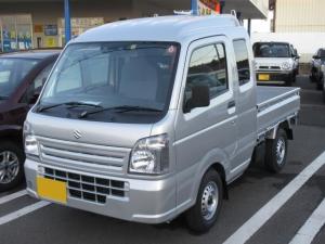 スズキ スーパーキャリイ L 4WD 5MT スズキセーフティサポート装着車