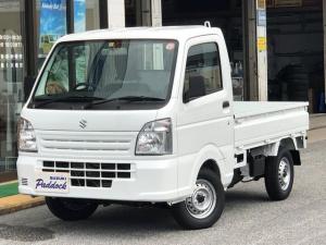 スズキ キャリイトラック KCエアコン・パワステ 3AT 4WD