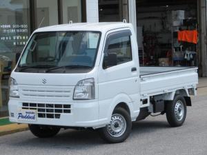 スズキ キャリイトラック KCエアコン・パワステ 4WD 5MT パワステ エアコン
