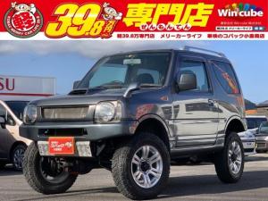 スズキ ジムニー FISフリースタイルワールドカップリミテッド 4WD 3インチアップ・フルセグナビ・Bluetooth・ETC・シートヒーター