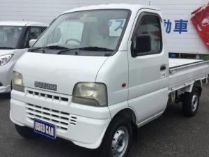 スズキ キャリイトラック KU 三方開 エアコン付 4WD
