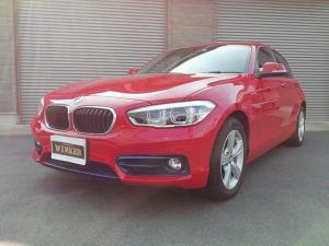 BMW 1シリーズ 118i スポーツ
