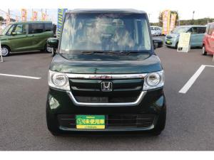 ホンダ N-BOX G・Lホンダセンシング 届出済未使用車 キーフリー LED アイスト サイドSRS 禁煙 AC キーレス ABS エアバック