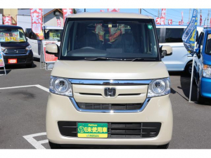 ホンダ N-BOX Gホンダセンシング 届出済未使用車衝突軽減ブレーキ キーフリ