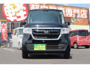 ホンダ N-BOX Gホンダセンシング 届出済未使用車 衝突軽減ブレーキ スライドドア キーフリー 禁煙 誤発進抑制 オートエアコン スマートキー アイドリングストップ ABS ベンチシート