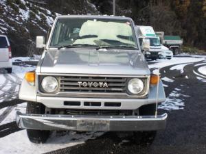 トヨタ ランドクルーザー70 LX