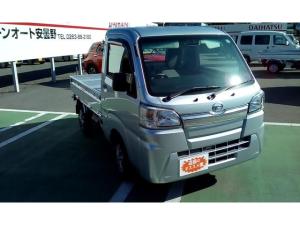 ダイハツ ハイゼットトラック スタンダードSA3t 4WD オートマ 届出済未使用車