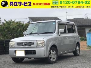 マツダ スピアーノ X Panasonicポータブルナビ 同色グリル