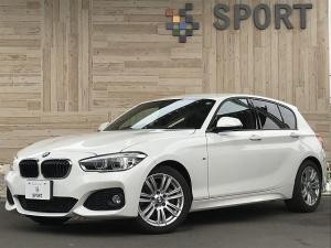 BMW 1シリーズ 118i Mスポーツ ユーザー様買取車 インテリジェントセーフティ 純正HDDナビ バックカメラ ミラーインETC 純正アルミホイール LEDヘッドライト プッシュスタート Bluetooth