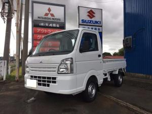 三菱 ミニキャブトラック M 5MT 4WD 未使用車