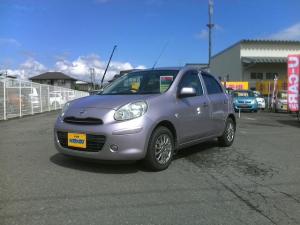 日産 マーチ 12X 30thハピネス ワンオーナー車 純正フルセグナビ