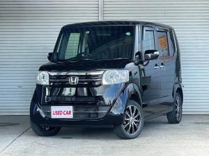 ホンダ N-BOX G・Lパッケージ 4WD 両側パワースライドドア 安心パッケージ シティブレーキアクティブシステム サイドエアバッグ カーテンエアバッグ 純正ナビ フルセグ バックカメラ ETC ディスチャージヘッドライト VSA