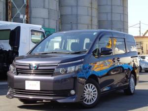 トヨタ ヴォクシー ハイブリッドX 純正SDナビ フルセグ パワースライドドア Bluetooth Bカメラ ETC