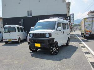 スズキ エブリイ ジョインターボ ジムリィ 4WD 5速MT 2インチリフトアップ アルミ マッドタイヤ ワゴンテール LED