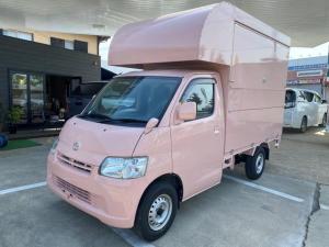 トヨタ タウンエーストラック  移動販売車 キッチンカー 換気扇 オートマ