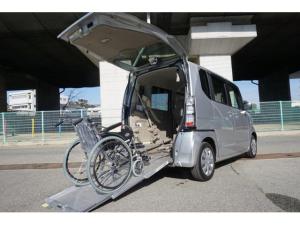 ホンダ N-BOX+ G・Lパッケージ 福祉車輌 スローパー 電動ウインチ