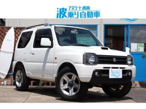 スズキ ジムニー XC 4WD/ターボ/ナビ/TV/Bluetooth/ETC/ルーフレール/フォグランプ/ヘッドライトレベライザー/背面タイヤ/ドアバイザー/キーレス/スペアキー/保証書/取説/記録簿