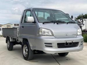 トヨタ ライトエーストラック  DX Xエディション 4WD ABS 5速MT AC付 荷台木板張り加工