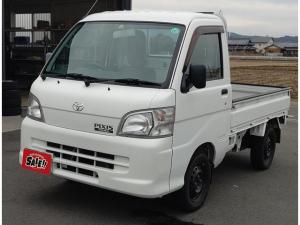 トヨタ ピクシストラック  エアコン パワステ MT 軽トラック