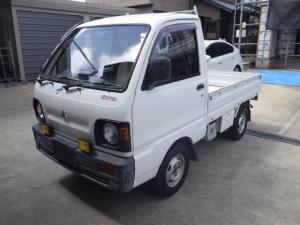 三菱 ミニキャブトラック 4WD 4MT