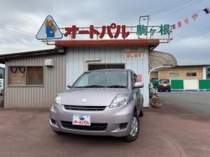 トヨタ パッソ X イロドリ CDチェンジャー キーレス PW