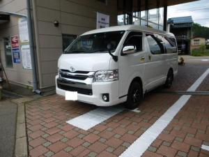 トヨタ ハイエースワゴン ビジネス送迎車