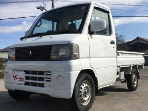 三菱 ミニキャブトラック VX-SE 4WD 5速MT エアコン パワステ