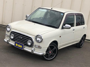 ダイハツ ミラジーノ ミニライトスペシャル 4WD キーレス CD Wエアバック