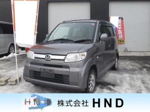 ホンダ ゼスト G 4WD 社外オーディオ