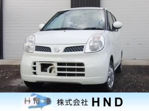 日産 モコ E FOUR 4WD エンスタ