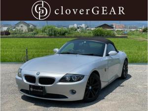 BMW Z4 2.5i 2.5i(2名) 手動オープン 車高調 17インチホイール ETC ポータブルナビ搭載 パワーシート P/S P/W  USB入力端子