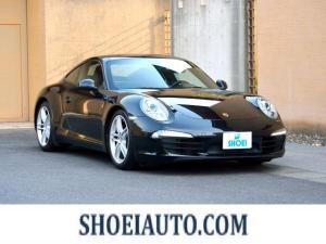 ポルシェ 911 911カレラ 7MT Sクロノプラス スポーツエグゾーシト