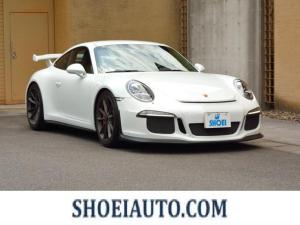 ポルシェ 911 911GT3 スポーツクロノ Fリフト