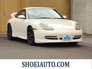 ポルシェ 911 911カレラ 右H GT3Veaエアロキット 18インチカレラホイール アルカンターラルーフライナー ウッドハンドブレーキレバー レザーエッジフロアマット HDDナビ 地デジ バックカメラ