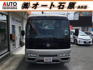 日産 シビリアンバス SX 26人乗 自動ドア ETC フォグ クーラー ユーザー買取