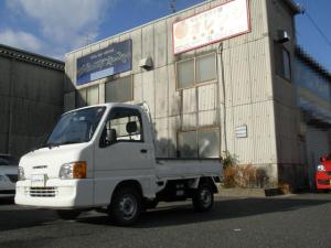 スバル サンバートラック TC 4WD EL付