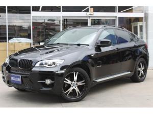 BMW X6 xDrive 35i 22AW ベージュ革 サンルーフ ナビ
