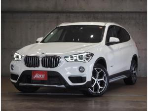 BMW X1 xDrive18d xライン コンフォートPKG 新品タイヤ