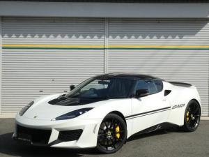 ロータス エヴォーラ スポーツ410 登録済未使用車 メーカー保証