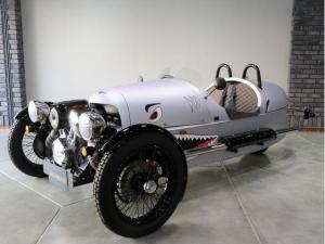 モーガンその他  3 Weeler スーパーライトシルバー 正規輸入 保証付き