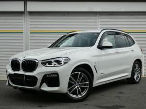 BMW X3 xDrive 20d Mスポーツ ハイラインPKG