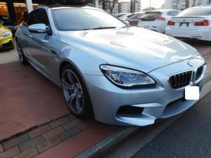 BMW M6 グランクーペ 純正20インチAW ハーマンカードン