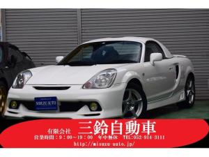 トヨタ MR-S Sエディション 6速マニュアル 純正エアロ ハードTOP
