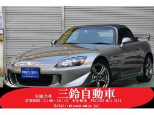 ホンダ S2000 タイプS 純正ウイング AW キーレス 無限マフラー