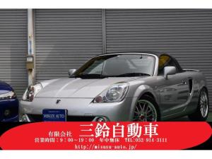 トヨタ MR-S Vエディションファイナルバージョン スーパーチャージャー